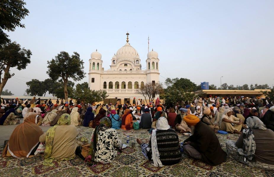 ਪਾਕਿਸਤਾਨ ਵਾਲੇ ਪਾਸੇ ਕਰਤਾਰਪੁਰ ਲਾਂਘੇ ਦੀ ਉਸਾਰੀ ਦਾ ਕੰਮ 35% ਹੋਇਆ ਮੁਕੰਮਲ