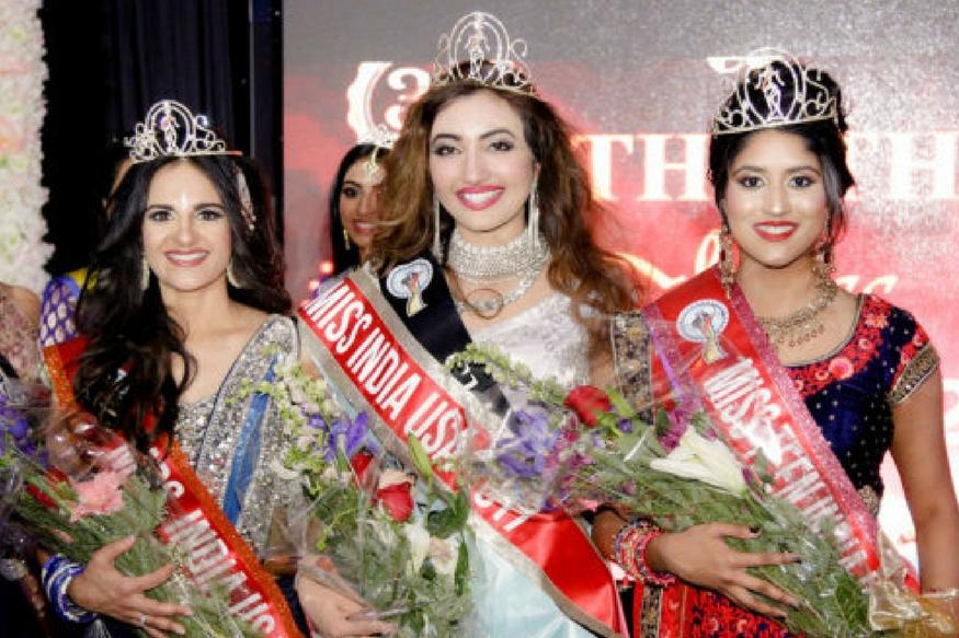 Miss World America 2021: ਭਾਰਤੀ ਮੂਲ ਦੀ ਅਮਰੀਕੀ ਮਹਿਲਾ ਸ਼੍ਰੀ ਸੈਨੀ ਨੇ ਮਿਸ ਵਰਲਡ