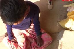 ਗੰਦੇ ਪਾਣੀ ਕਰਕੇ ਫਾਜ਼ਿਲਕਾ 'ਚ 33 ਬੱਚੇ ਹੋਏ ਮੰਦਬੁੱਧੀ ਦਾ ਸ਼ਿਕਾਰ, ਜ਼ੰਜੀਰਾਂ ਨਾਲ ਬੰਨ੍ਹ ਕੇ ਰੱਖਿਆ ਜਾਂਦੈ ਬੱਚਿਆਂ ਨੂੰ