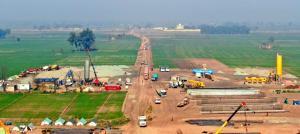 ਪਾਕਿਸਤਾਨ ਨੇ ਕਰਤਾਰਪੁਰ ਲਾਂਘੇ ਦਾ 35 ਫੀਸਦੀ ਕੰਮ ਮੁਕੰਮਲ ਕੀਤਾ, ਭਾਰਤ ਪੱਛੜਿਆ