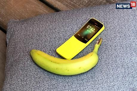 Nokia ਨੇ ਲੌਂਚ ਕੀਤਾ ਕੇਲੇ ਵਾਂਗ ਦਿਖਣ ਵਾਲਾ 4G ਫ਼ੋਨ
